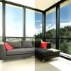 Тонировка стекол фасадов зданий